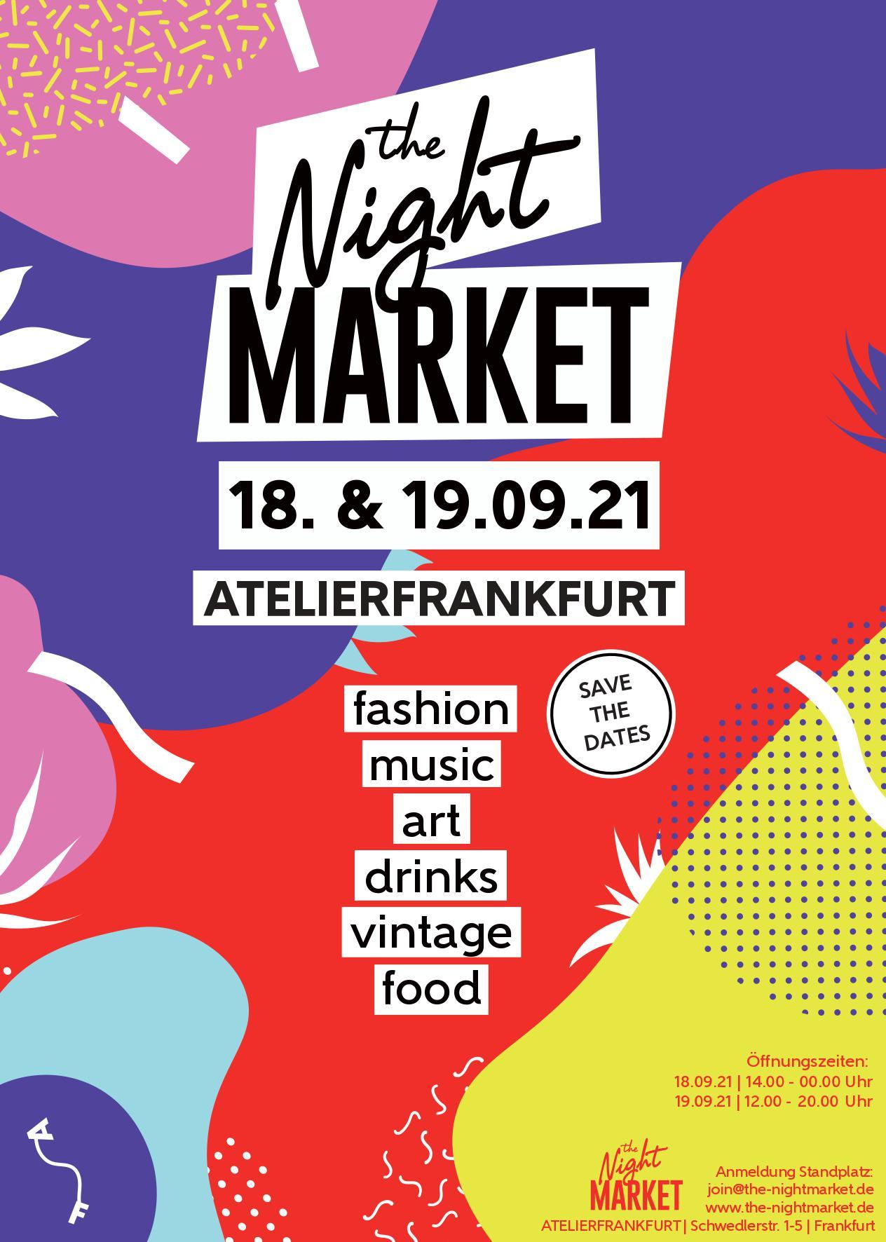 The Nightmarket Frankfurt September 2021